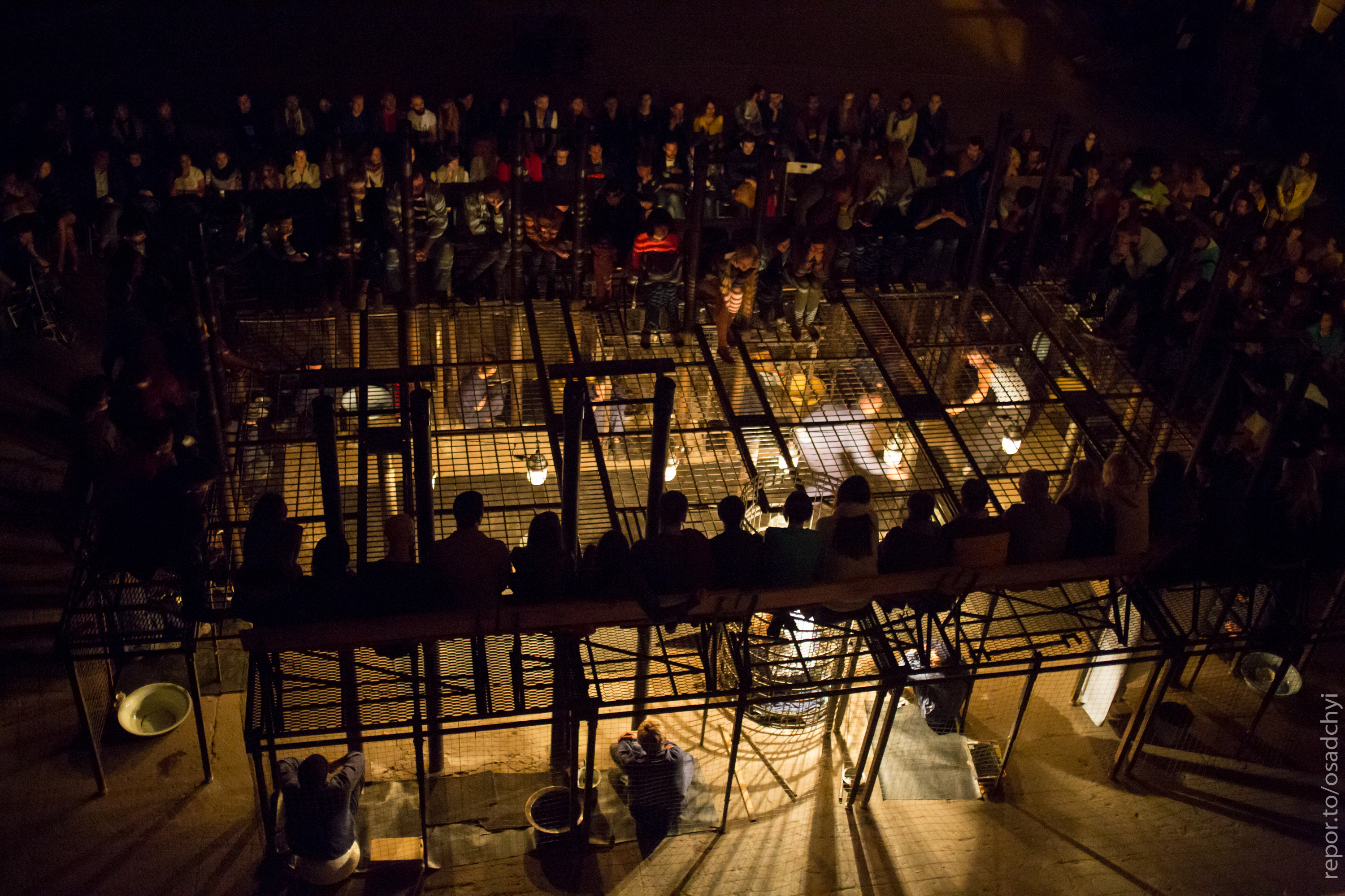 Performance Exchange between Theater und Orchester Heidelberg and Dakh Theatre Kiev